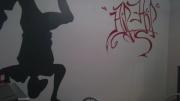 deco design sport : hip hop