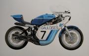dessin sport : 750 TZ OW31