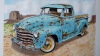 pick up Chevrolet 1949