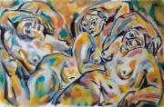 """tableau personnages sam keusseyan de mar : """" Les femmes d'amour """""""