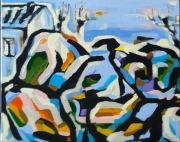 tableau personnages sam sam sam sam : Cubisme