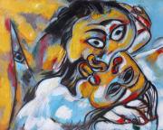 """tableau personnages gladiateur : """" la beauté de l'amour """""""