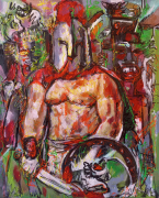 """tableau personnages gladiateur : """" ma vie en temps Gladiateur """" ll"""