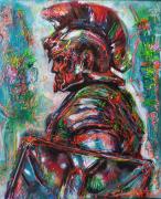 """tableau personnages sam keusseyan : """" moi et le monde on est pas pareil """""""