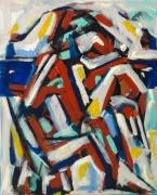 tableau personnages sam sam sam tyr : Cubisme