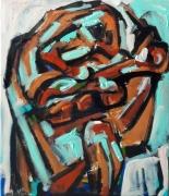 tableau personnages sam sam sam xs : Cubisme