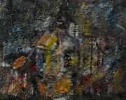 tableau paysages sam keusseyan de marseille : étude