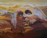 tableau scene de genre leo ferre toscane espagne albatros : Ni Dieu, ni Maître