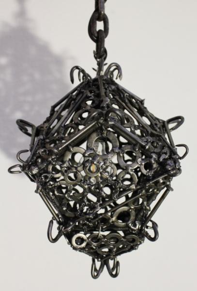 DéCO, DESIGN lanterne médiévale éclairage gothique  - Lanterne médiévale