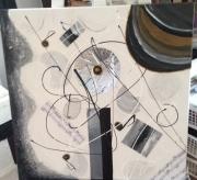 tableau autres janice baillieux musique des spheres : Musique des sphères