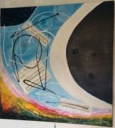 tableau autres janice b eclipse lune : Éclipse de Lune