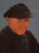 tableau personnages : pêcheur breton