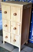 bois marqueterie ,a peindre bois commode moulure : Com