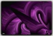 art numerique abstrait jjdn numerik art abstrait deep purple : Deep Purple