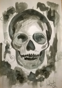 Skull Part II