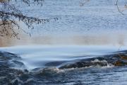 photo paysages le rioudard ardeche : Au fil de l'onde