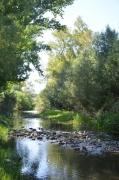 photo paysages su gologone sardaigne : Rivière de la source de Su Gologone