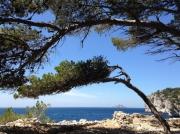 photo marine bouches du rhone calanques : Pointe d'En Vau