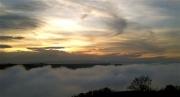 photo drome : Aube nuageuse