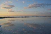 photo marine salins reflets aude : Effets miroir
