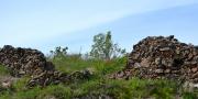 photo paysages ladreyt de gouyet ardeche : Ruines à Ladreyt de Gouyet