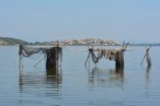 photo marine etang de bage aude parc regional de la : Etang de Bages