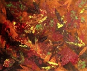 tableau nature morte feuilles mortes : Feuilles mortes