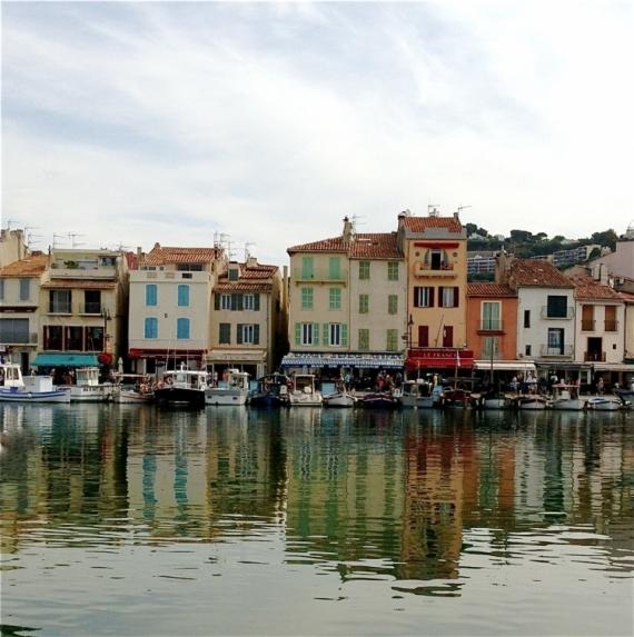 PHOTO Bouches du Rhône Marine  - Cassis