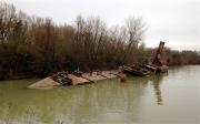 photo paysages valence : Epave du Rhône : le Toueur