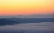 photo paysages drome ciel : Nuances de l'aube