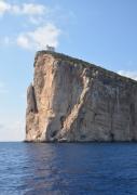 photo marine faro di capo caccia sardaigne : Phare de Capo Caccia