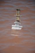 photo marine salin de gruissan aude : Niveau d'un salin