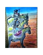 tableau scene de genre j ,p o trio de chevaux : Trio de chevaux