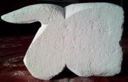 sculpture animaux j ,p o tete de taureau : Tête de Taureau