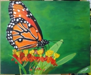 tableau animaux papillon nature animaux butterfly : butterfly dream #01