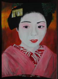 Geisha#01...innocence