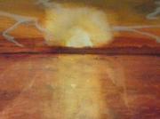 tableau soir soleil coucher charente maritime : coucher de soleil