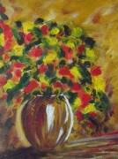 tableau fleurs bouquet fleur deco charente maritime : bouquet florale