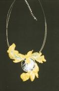 bijoux fleurs fleur couleur bijoux art : Lierre