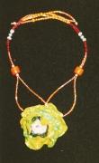 bijoux fleurs fleur couleur bijoux art : Flora 3