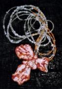 bijoux fleurs : Iris