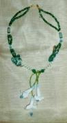 bijoux fleurs art bijoux artiste peinture : Datoura