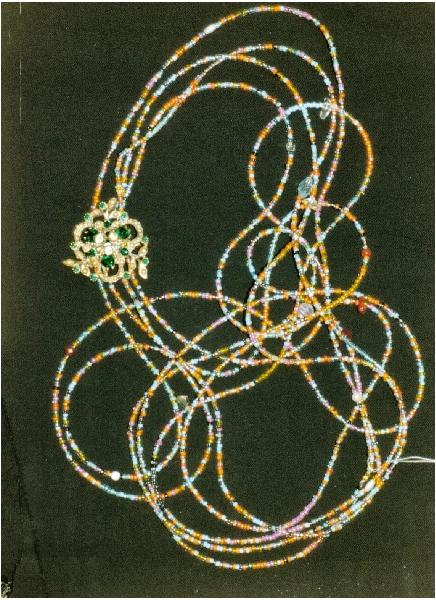 BIJOUX art bijoux artiste peinture  - Aragonite