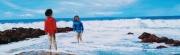 tableau marine mer enfant noirmoutier plage : ZAI PEUR !!