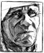 dessin : Vieil homme