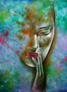 tableau personnages : Collection Arc en Ciel : Méditation