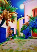tableau architecture : Rue Charamaule