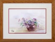 tableau fleurs fleurs epurer pot : Fleurs