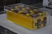 tableau automobile voiture plexiglas sculpture : FéNeubox