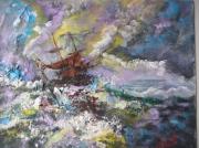 mixte marine : Paysage marine II